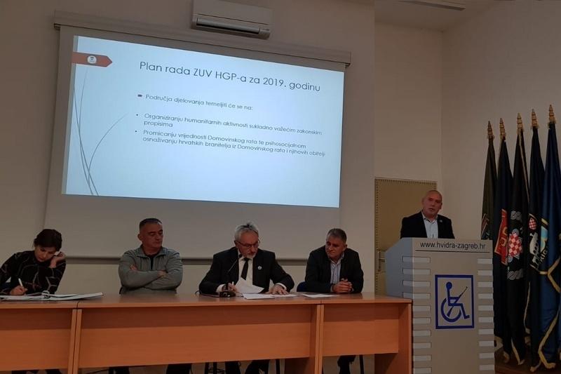 Krešimir Maretić novi je predsjednik Zbora udruga veterana hrvatskih gardijskih postrojbi