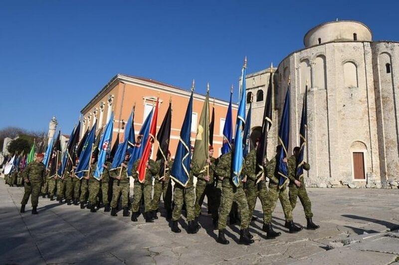 """Obavijest članovima Udruge 5. GBR """"Sokolovi"""" o odlasku na obilježavanje 26. obljetnice VRO Maslenica"""