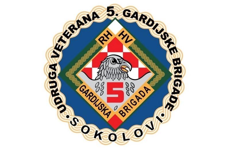"""Godišnji financijski izvještaj o primicima i izdacima Udruge veterana 5. gardijske brigade """"Sokolovi"""""""