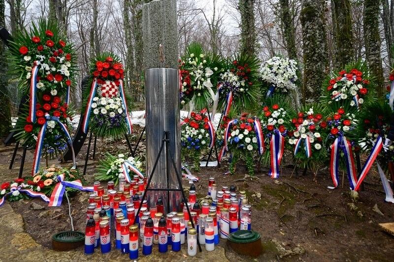 """Obavijest članovima udruge 5. GBR """"Sokolovi"""" o odlasku na obilježavanje 28. obljetnice akcije Plitvice"""