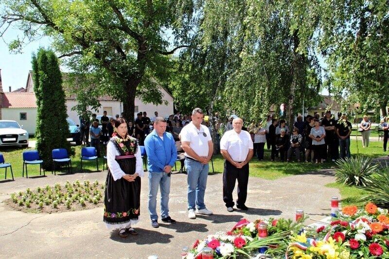 U Posavskim Podgajcima održan 12. memorijal za hrvatske branitelje