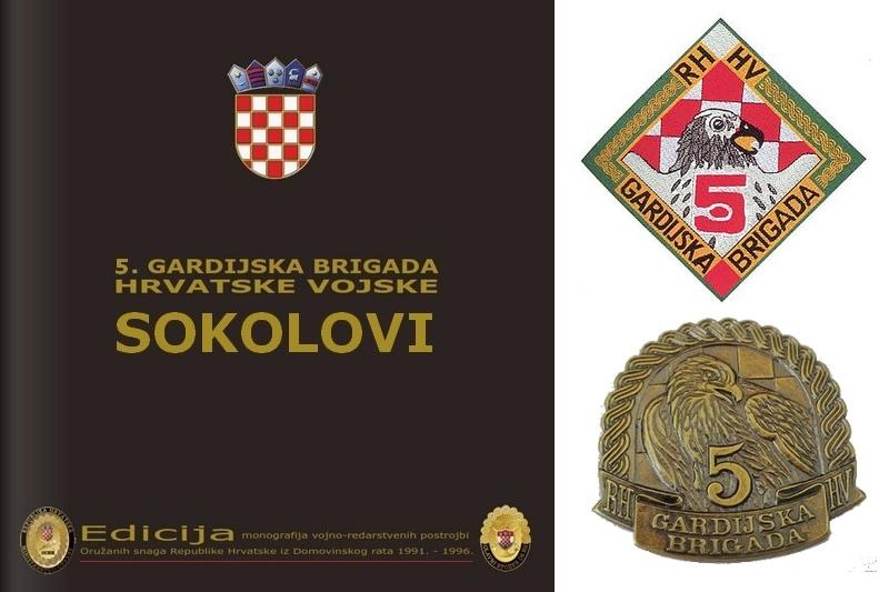 """Obavijest o prikupljanju materijala za izradu Monografije 5. gardijske brigade """"Sokolovi"""""""