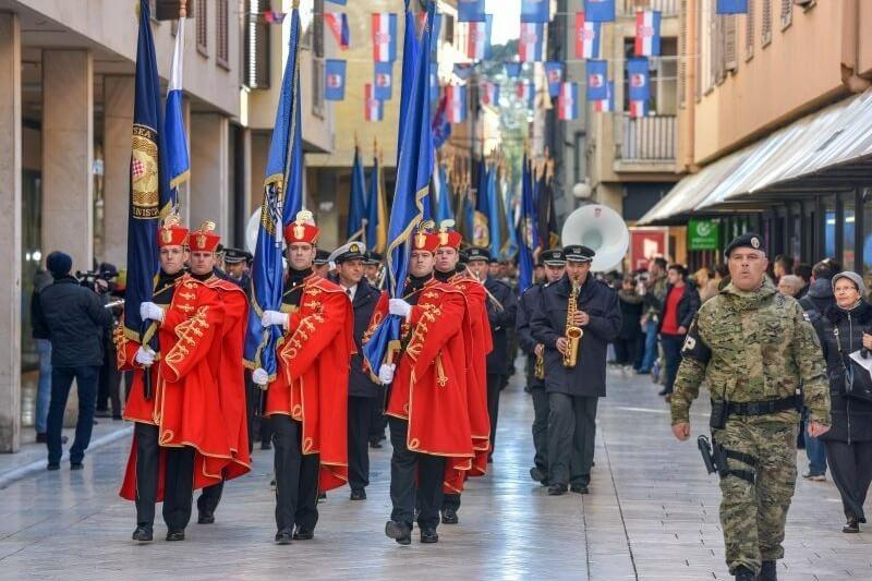 """Obavijest članovima Udruge 5. gardijske brigade """"Sokolovi"""" o planu putovanja na obilježavanje 27. obljetnice VRO """"Maslenica"""""""