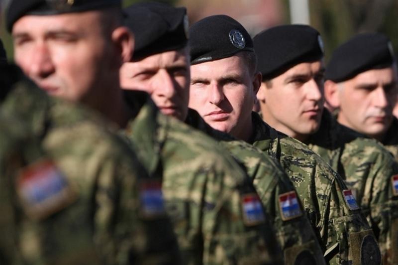 Obilježena 11. godišnjica ustroja Gardijske oklopno-mehanizirane brigade Hrvatske kopnene vojske OSRH
