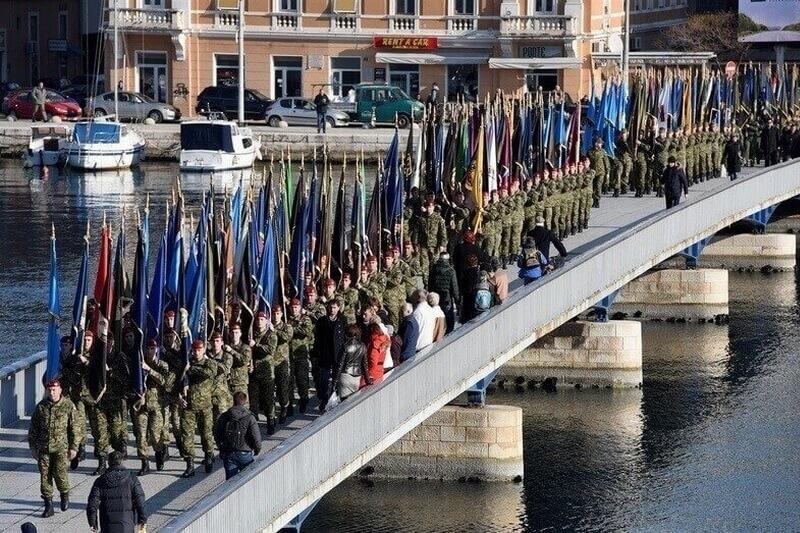 """Obavijest o odlasku na obilježavanje 27. obljetnice VRO """"Maslenica"""""""
