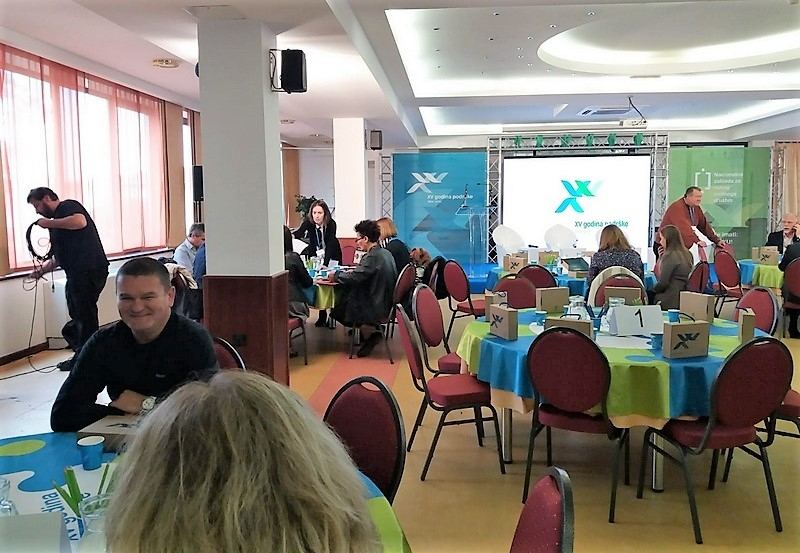 Obilježavanje 15 godina rada Nacionalne zaklade u Vukovaru