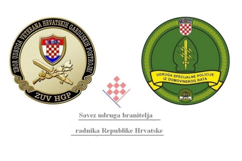 Zbora udruga veterana hrvatskih gardijskih postrojbi s partnerskim udrugama oštro osudio izjave Josipa Đakića